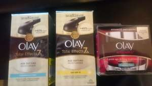 Olay Total Effects instore £1 Tesco