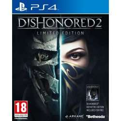 Dishonored 2 (PS4/XO) £17 Delivered (Pre Owned) @ Gamescentre