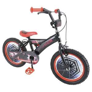 "Star Wars 16"" Kids Bike £55 @ Tesco - Free C&C"