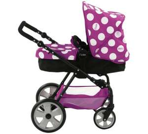 ICOO DOLLS stroller pram was now £31.99 from £49.99 at Argos free C&C
