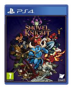 Shovel Knight (PS4) £11.50 Delivered @ Coolshop