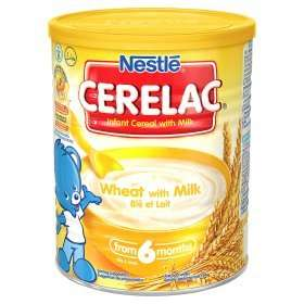 Asda - Nestlé Cerelac Wheat with Milk - 400g - £2.50
