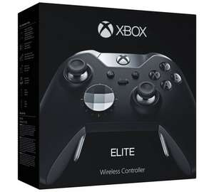 Official Xbox One Elite Wireless Controller + Game + £10 Live Credit - £99.99 (with code) @ Argos