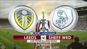 Leeds United v Sheff Wed FREE & LIVE on Sky Sports Mix Sat 25th Feb 12.30pm KO