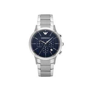 Emporio Armani Men's Stainless Steel Bracelet Watch was £299 now reduced to £145 @ Ernest Jones