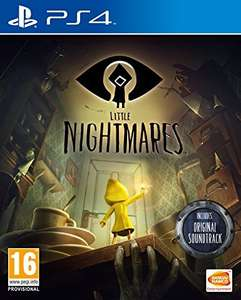 Little Nightmares (£15.99) £13.99 for Prime members PS4 and now Xbox One