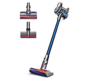 Dyson V6 Fluffy Cordless Handstick Vacuum Cleaner £229.99 + 2 year guarantee  @ Argos (From 23rd Feb)
