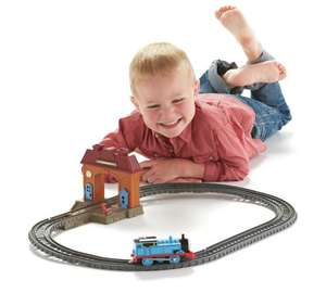 Thomas Trackmaster Wellsworth Station playset was £19.99 now £10.99 & Thomas Take & Play Water Works Rescue was £39.99 now £14.99 more in post @ Argos