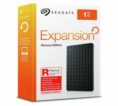 Seagate 1TB hardrive - £42.99 @ Argos (Free C&C)