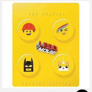 Lego Movie Blu Ray Steelbook £7.99 C+C @ HMV