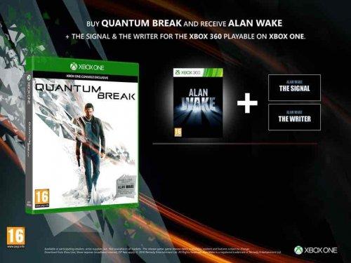 Quantum Break (XB1) £12.99 @ GAME