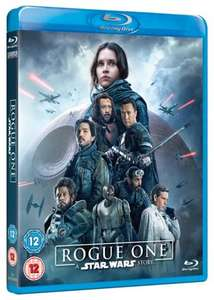 Rogue One: A Star Wars Story [Blu-ray] - £13.49 at Zoom with code (3D version for £17.99)