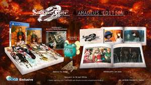 Steins;Gate 0 Amadeus Edition 50% off PS Vita/PS4 - £29.99/£34.99 @ Rice digital