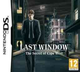 Last Window: The Secret of Cape West (DS) £12 used @ playtime
