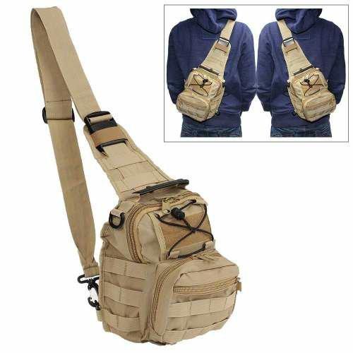 Cross Chest Equipment Bag £7.39 @ 7dayshop +TCB