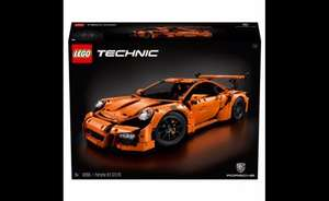 LEGO Technic - Porsche 911 GT3 RS - 42056 - Now £159.97 at ASDA George