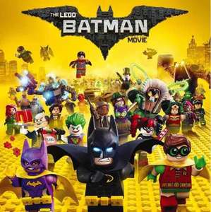 Lego Batman Movie Sets reduced £10 in Sainsbury's - Worcester (Blackpole)