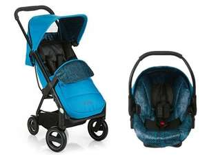 Icoo Acrobat Travel System Pushchair With Car Seat £109 @ Tesco Outlet Ebay
