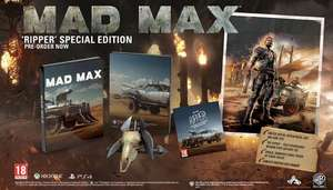 Mad max ripper edition Ps4 @ Game £11.99 New