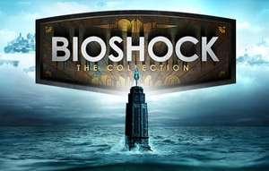 [Steam] Bioshock: The Collection - £11.95 (Possible £11.35 Using Code)(WinGameStore)