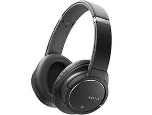 Sony MDR-ZX770BNB Noise Cancelling Bluetooth Headphones, Black £99 @ Ask Direct