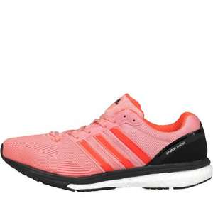 adidas Womens (not necessarily!) Adizero Boston Boost 5 Lightweight Neutral Running Shoes at mandm: sizes 8-10.5 £24.99 + £4.49 del @ M&M Direct