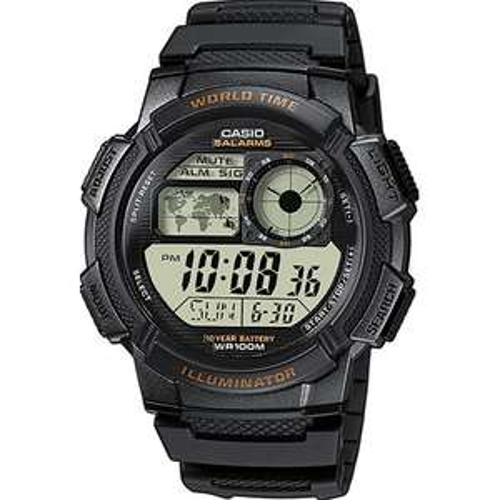 Casio Digital AE-1000W Watch only £14.88 (Prime) @ Amazon