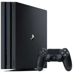 PS4 PRO John Lewis Back in stock, 2 year guarantee included £349.95 @ John Lewis