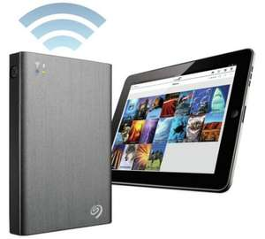 Seagate Wireless Plus 2TB Portable Mobile Device Storage with built-in WiFi - was £199.99 now £84.99 @ Amazon