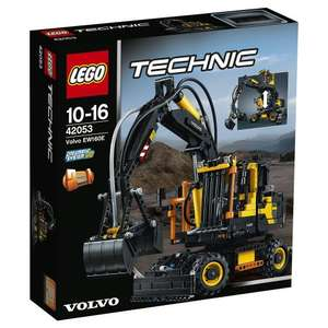 LEGO 42053 Technic Volvo EW160E Building Set £45.97 @ Amazon