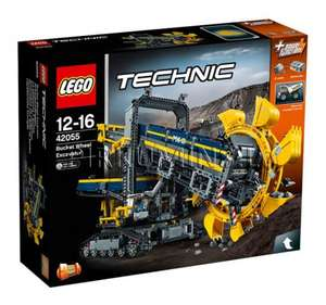 LEGO Technic - Bucket Wheel Excavator - 42055 £115.97 @ ASDA