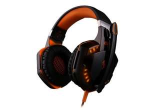 LESHP Gaming Headset, Stereo LED Lighting Over Ear Headphones with Microphone £13.89 Prime / £18.64 Non Prime KoCo-Go-UK and Fulfilled by Amazon