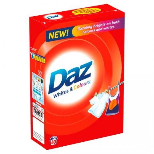 Daz Washing Powder £4 40 washes - Tesco instore & online