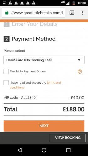 Various 2 Night All Inclusive UK Mercure Breaks from £94pp @ Great Little Breaks