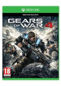 Gears of War 4 (Xbox One) £19.85 Delivered @ Base