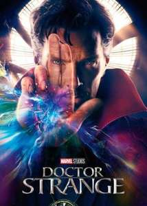 Doctor Strange digital HD copy to own - Wuaki.tv - £6.99