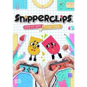 Snipperclips (Nintendo Switch) £59.99 delivered @ Argos