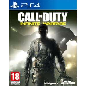 CALL OF DUTY: INFINITE WARFARE - £16.95 @ The Game Collection