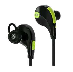 Audiance Wireless Earphones with Bluetooth 4.0 for Running, Workouts and Exercise - High Speed Wireless Stereo Headphones with Microphone - Black and Green £9.95 prime / £13.94 non prime dispatched from and sold by PJA Distribution / amazon