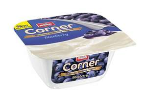 Muller Corners Fruit/ Crunch/ Greek , Muller Lite, Muller Rice 10 for £3.00 @ Asda
