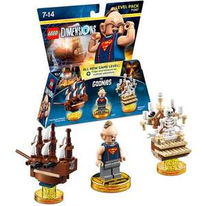 Pre order LEGO Dimensions The Goonies Level Pack £24.99 + %5 TCB & Free delivery @ Toys R Us rrp £29.99