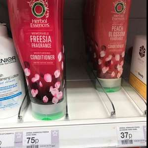 Herbal Essences Hair Conditioner 37p @ Superdrug - Haringey