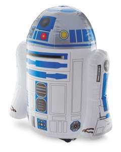 Radio Controlled Inflatable R2D2 or BB8 - £14.99 - Aldi in store -