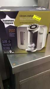 Tommee Tippee Prep Machine - £35 instore @ Morrisons (Bolton)