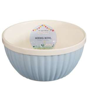 "The GBBO 9"" Mixing Bowl was £5.99 now £1 @ B&M"