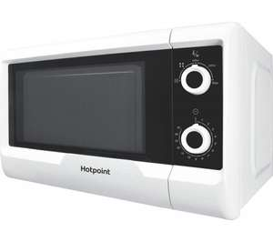 Price Glitch £4.97 Microwave HOTPOINT My Line Solo Microwave @ Currys