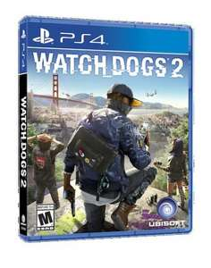 Watch Dogs 2 (PS4 - Like New) @ Amazon/Boomerang - £20