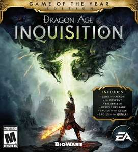Dragon Age Inquisition GOTY Edition PC Origin download £11.39 at cdkeys.com
