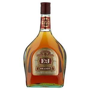 E&J Brandy 40% ABV 70cl down to £12 @ Tesco