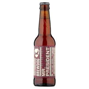 Tesco Henley - Brewdog Mr President - scanning £1.10